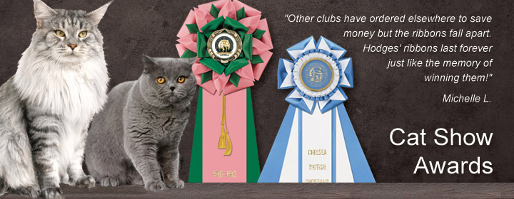 Cat Show Awards