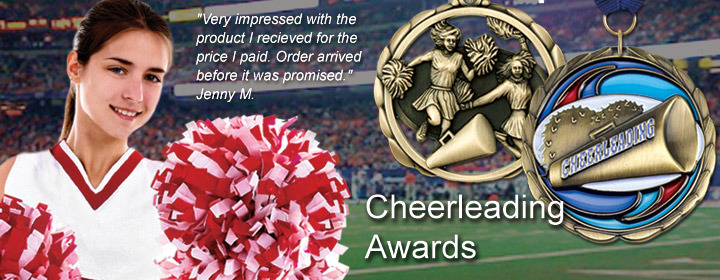 Cheerleading Awards