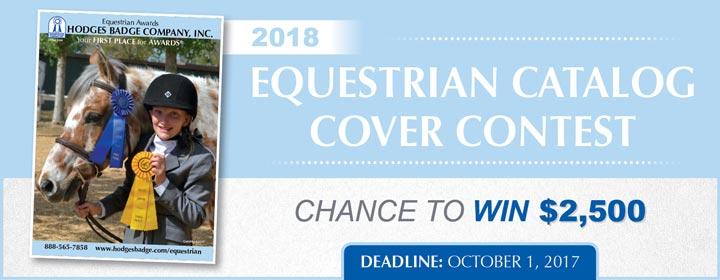 Equestrian Cover Contest