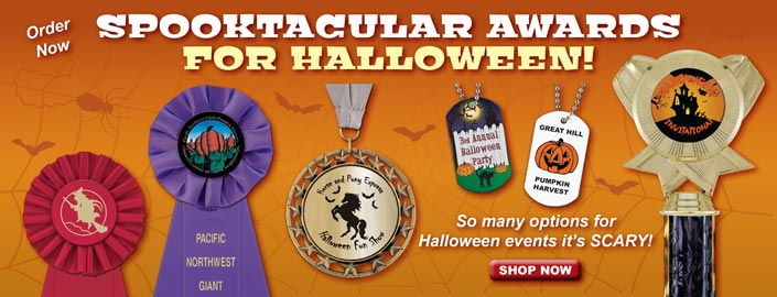 Our Most Popular Halloween Awards