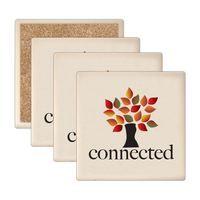 Square Sandstone Coasters