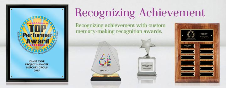 Recognizing Achievement