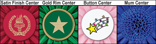 Rosette and Sash Centers