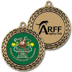 LFL Full Color Award Medals