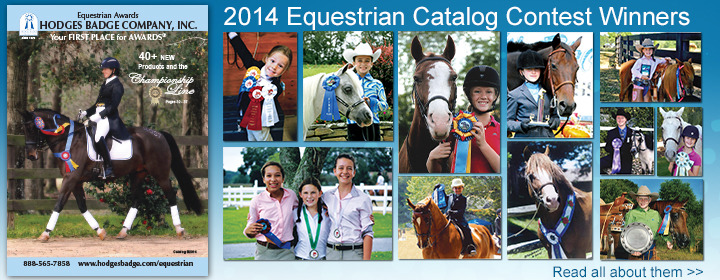 Horse Show Catalog Cover Contest Winners
