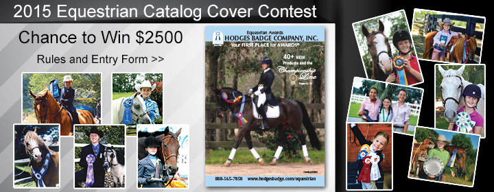 Horse Show Catalog Cover Contest