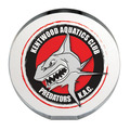Full Color Round Acrylic Swimming Award