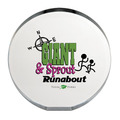 Full Color Round Acrylic Sports Award