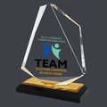 Summit Acrylic Award Trophy
