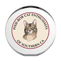 Full Color Round Acrylic Cat Show Award