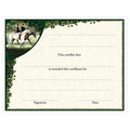 In-Stock Full Color Horse Theme Award Certificate - Enjoy the Ride Design