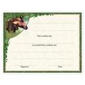 In-Stock Full Color Horse Theme Award Certificate - Horse & Child Design