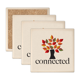 Square Sandstone Award Coasters