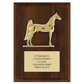 Three Gaited Horse Award Plaque