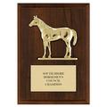 Quarter Horse Award Plaque