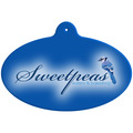 Full Color Wall Plaques - Oval Shape