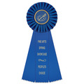 Newport Rosette Award Ribbon