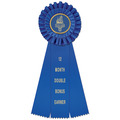 Luxury Rosette Award Ribbon