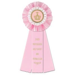Trent Rosette Award Ribbon