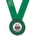 Medalist Award Rosette Sash