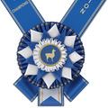 Westbury Award Sash