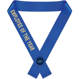 Custom Award Sash