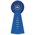 Barnet Horse Show Rosette