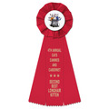 Empire Cat Show Rosette