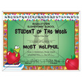 Custom School Award Certificates - Apple Design