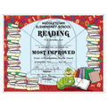 Custom School Award Certificates - Books Design