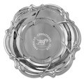 Scalloped Edge Dog Show Award Bowl