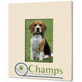 Vintage Full Color Dog Show Custom Award Frame