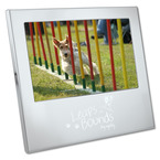 Dog Show Award Picture Frame