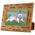 Dog  Obedience Picture Frame