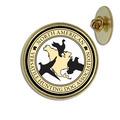Custom Dog Show Award Lapel Pin