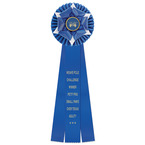 Wheaton Dog Show Rosette Award Ribbon