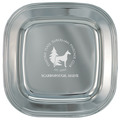 Square Dog Show Award Tray