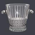 Krystof Crystal Ice Bucket Dog Show Trophy