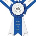 Easton Dog Show Award Sash