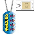 Swim Synchro w/ Engraved Plate