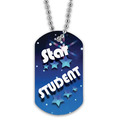 Custom School Dog Tags