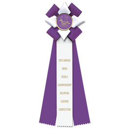 Dorset Fair, Festival & 4-H Rosette Award Ribbon