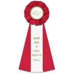 Empire 3W Rosette Award Ribbon
