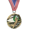 EN Victory Medal w/ Any Grosgrain Neck Ribbon