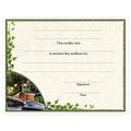 In-Stock Full Color Fair, Festival & 4-H Award Certificate - Gardening Design
