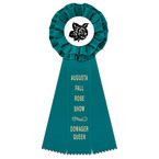 Carlisle Fair, Festival & 4-H Rosette Award Ribbon