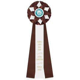 Exeter Fair, Festival & 4-H Rosette Award Ribbon