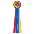 Berkshire Fair, Festival & 4-H Rosette Award Ribbon
