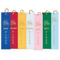 Stock Fair, Festival & 4-H Award Ribbon