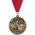 Winner's Circle Gymnastics Medal